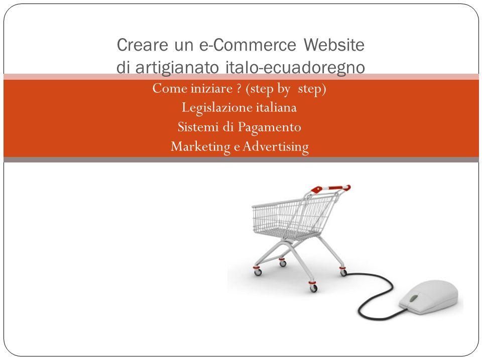 - - Online payment: PayPal Sistemi di Pagamento