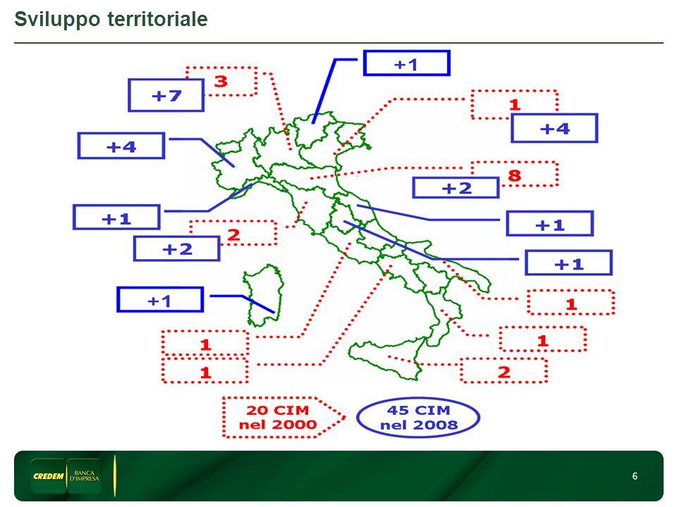 6 Sviluppo territoriale