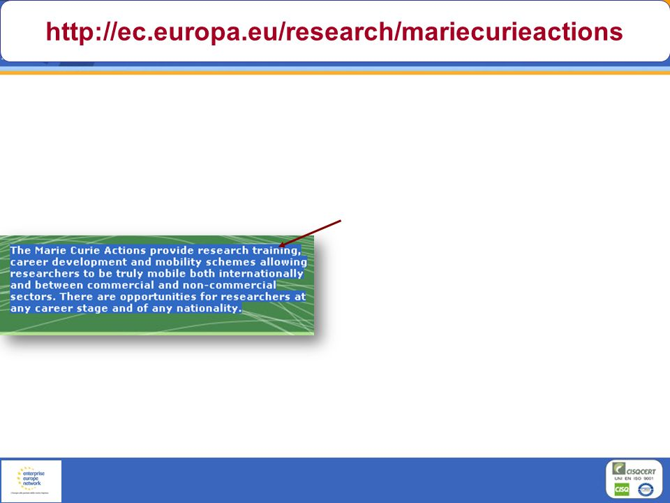 http://ec.europa.eu/research/mariecurieactions