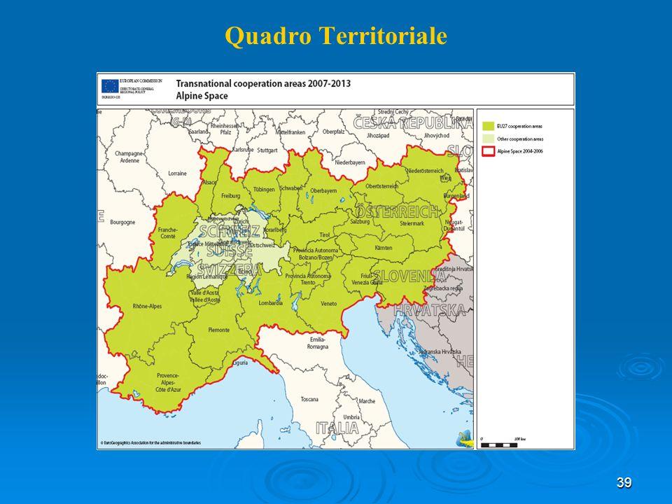 39 Quadro Territoriale