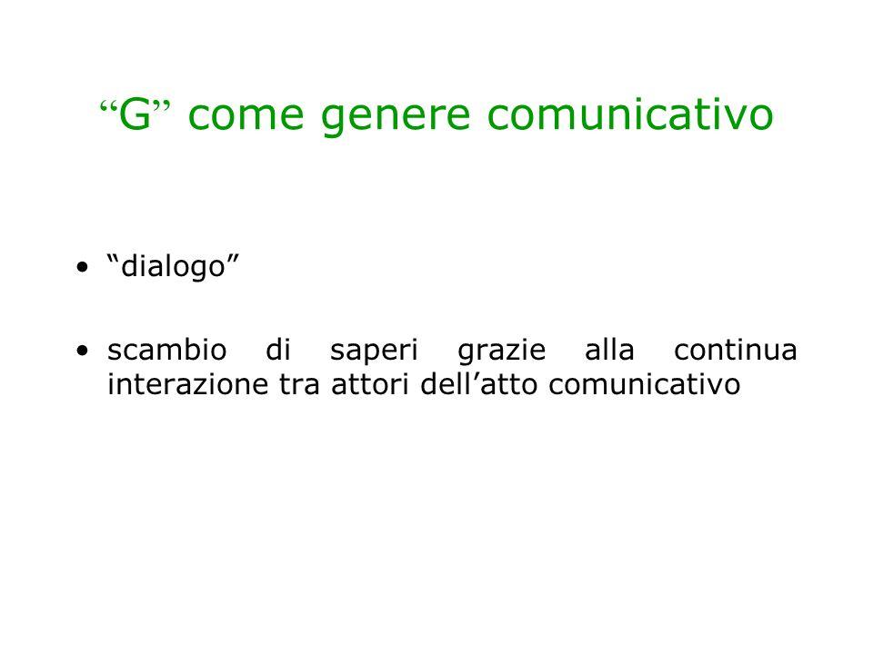 N come norme di interazione utilizzo della lingua madre o della lingua straniera (o seconda) in relazione all argomento di discussione registro usato uso di microlingua