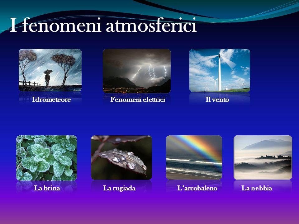 La troposfera Il primo strato, quello più vicino alla superficie, è chiamato troposfera. Comprende circa il 75% della massa dell'atmosfera e si estend