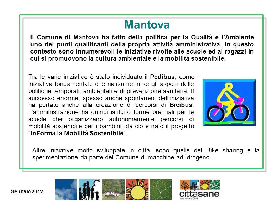 Marzo 2011 Tra le varie iniziative è stato individuato il Pedibus, come iniziativa fondamentale che riassume in sé gli aspetti delle politiche tempora
