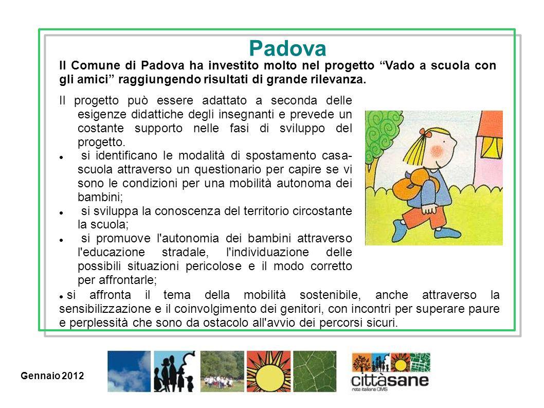 Marzo 2011 Il progetto può essere adattato a seconda delle esigenze didattiche degli insegnanti e prevede un costante supporto nelle fasi di sviluppo