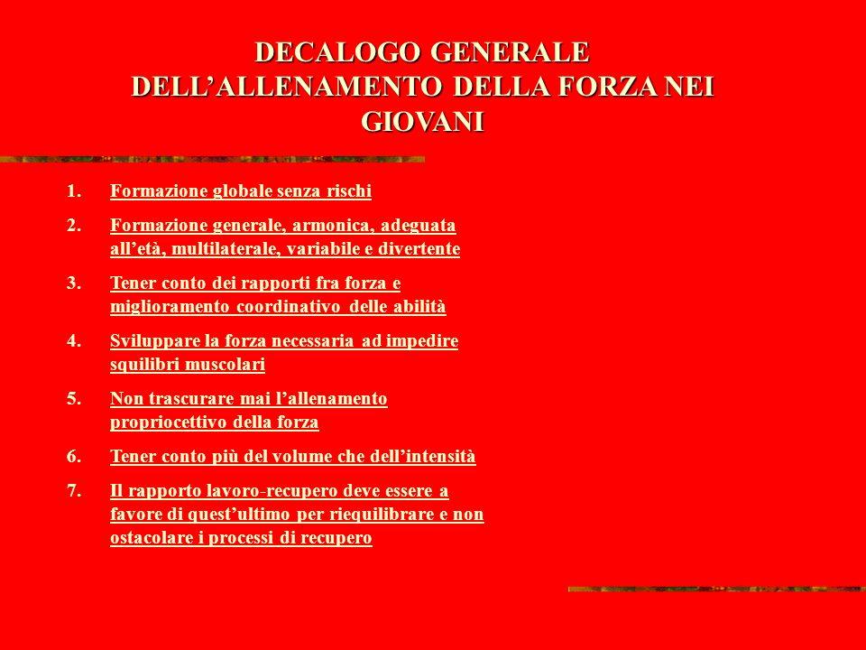 PREVENZIONE 1.CORRETTA IMPOSTAZIONE DEL CARICO 2.ALIMENTAZIONE CONTROLLATA E BILANCIATA 3.CONSIDERAZIONE E CONTROLLO DEI FATTORI AMBIENTALI Tenere in