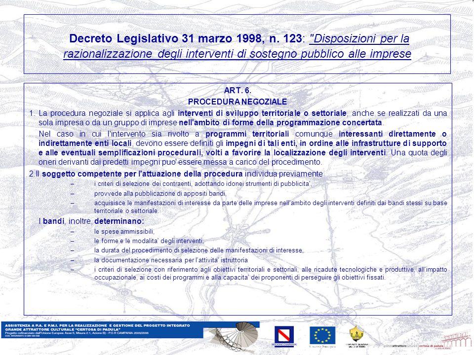 Decreto Legislativo 31 marzo 1998, n.