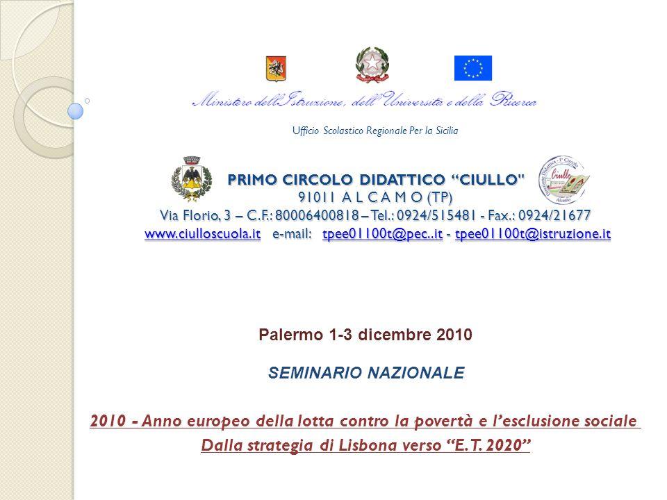 PRIMO CIRCOLO DIDATTICO CIULLO