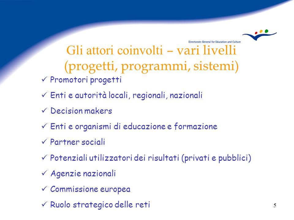 16 Per ulteriori informazioni: E-mail: eac-unite-c3@cec.eu.int http://europa.eu.int/comm/dgs/education_cul ture/valorisation/index_en.html