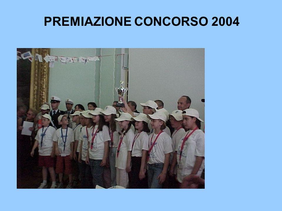 PREMIAZIONE CONCORSO 2003