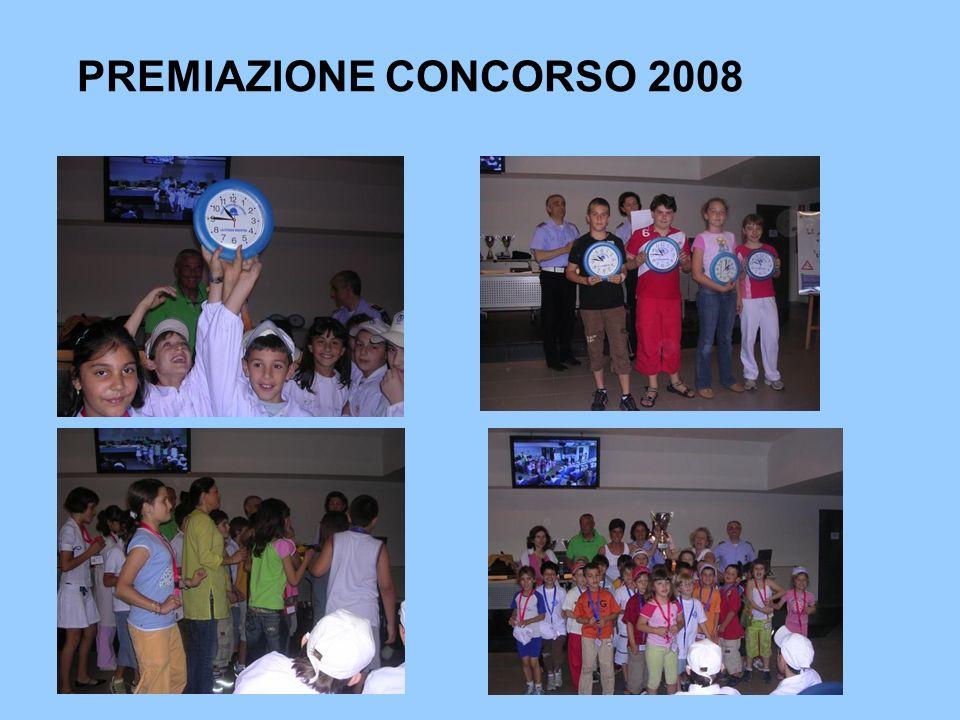 PREMIAZIONE CONCORSO 2004