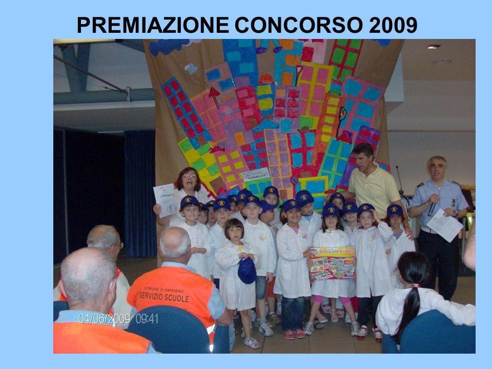PREMIAZIONE CONCORSO 2008
