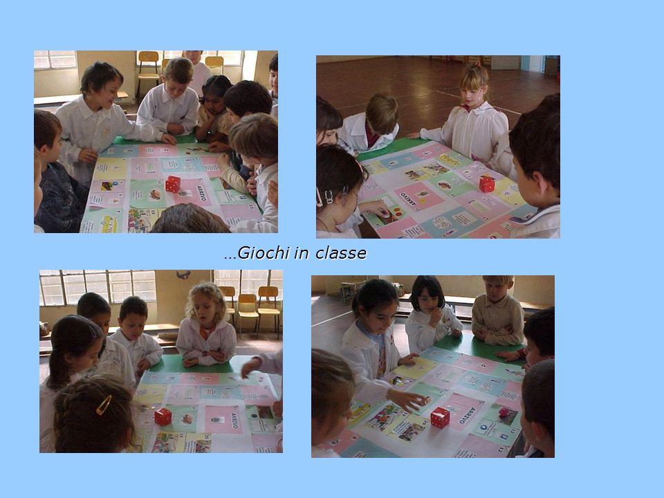 Giochi in classe …Giochi in classe