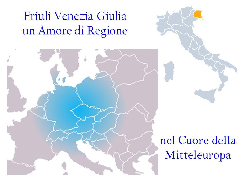 Friuli Venezia Giulia un Amore di Regione nel Cuore della Mitteleuropa