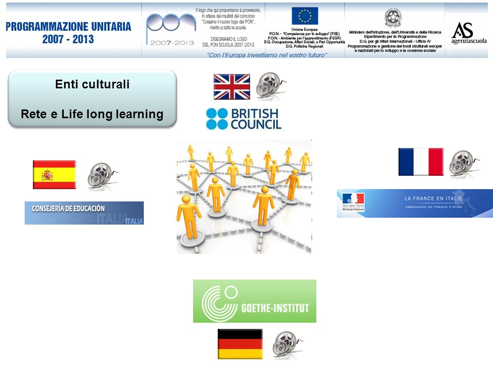 Enti culturali Rete e Life long learning