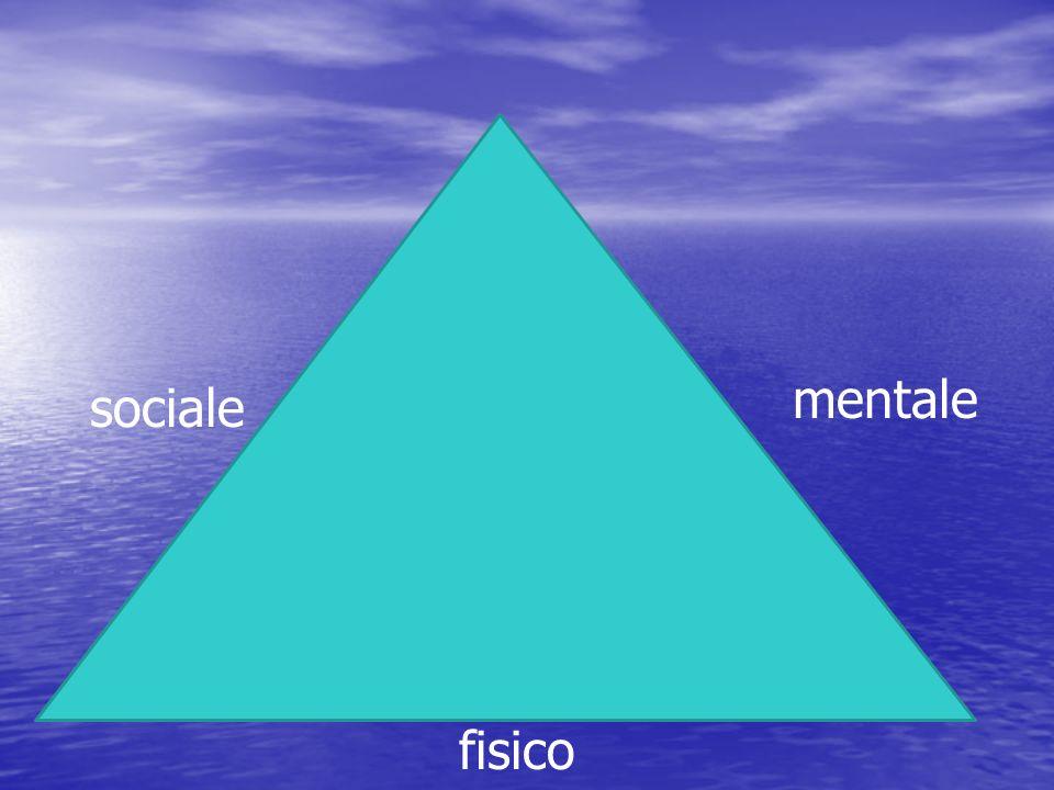 sociale mentale fisico