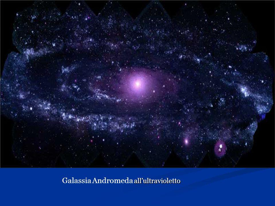 allultravioletto Galassia Andromeda allultravioletto