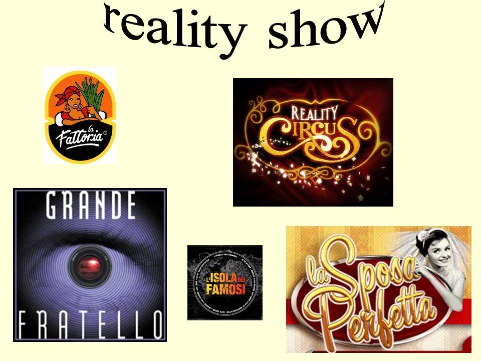 I reality e i ragazzi Gli adolescenti hanno un rapporto particolare con la tv.