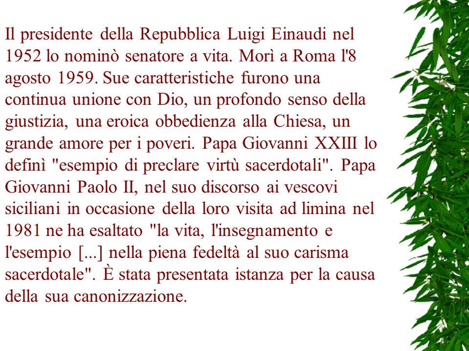 PROGRAMMA DEL PARTITO POPOLARE ITALIANO I.Integrità della famiglia.