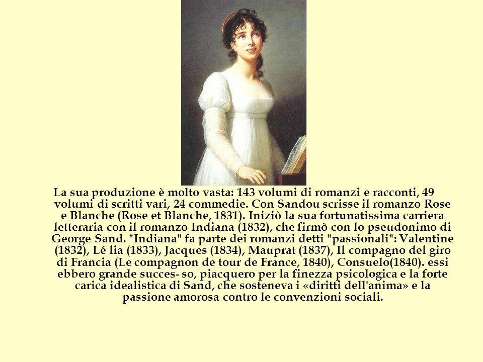 La sua produzione è molto vasta: 143 volumi di romanzi e racconti, 49 volumi di scritti vari, 24 commedie. Con Sandou scrisse il romanzo Rose e Blanch