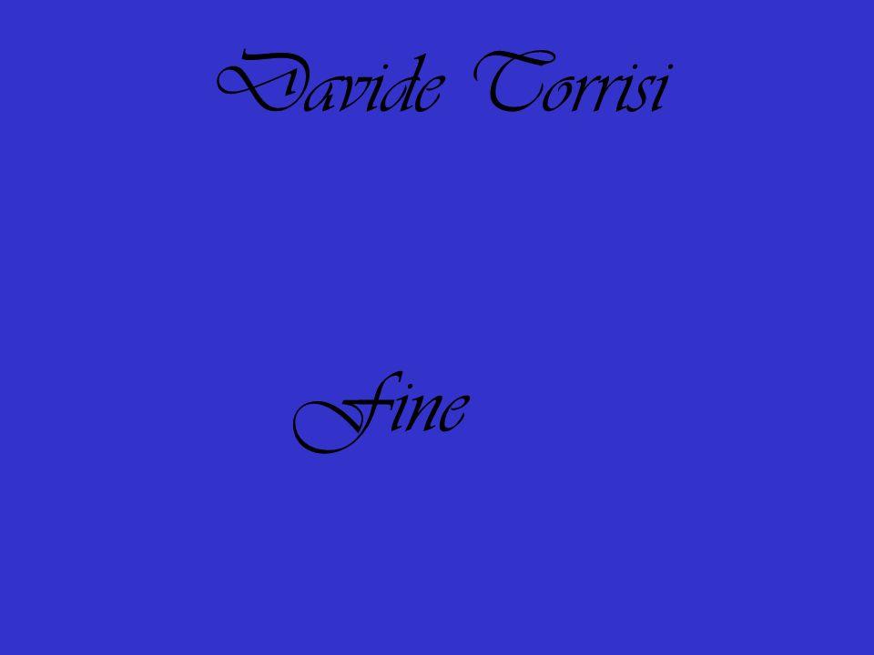 Davide Torrisi Fine