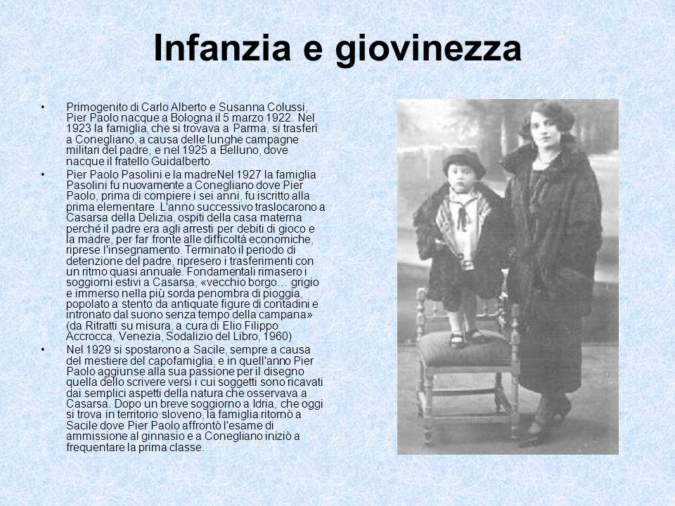 A metà dell anno scolastico 1932-1933 il padre fu trasferito a Cremona dove rimarranno fino al 1935 quando ci sarà un nuovo trasferimento, a Scandiano, che creò altri inevitabili problemi di adattamento.