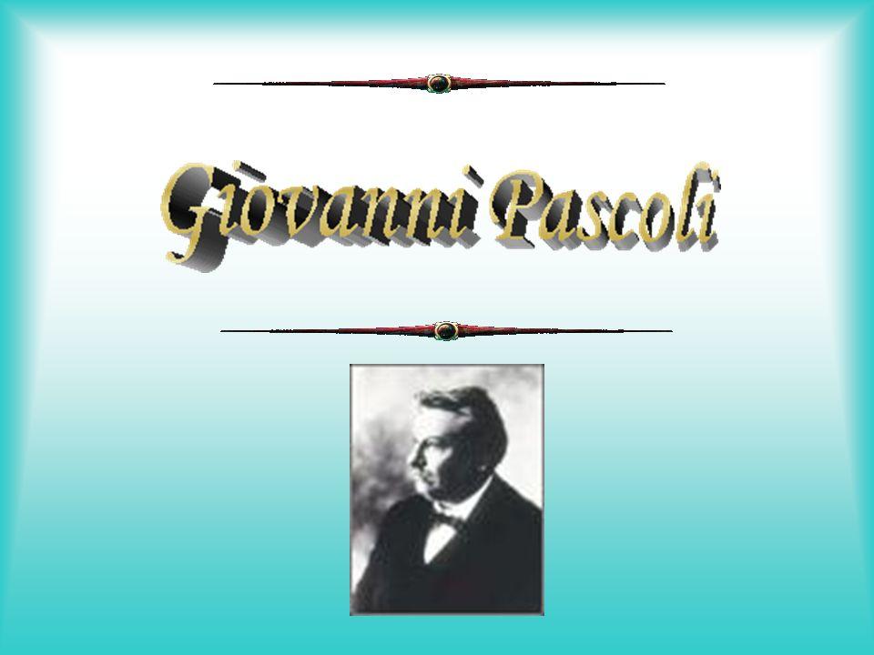 Il bolide Nei Canti di Castelvecchio questa poesia fa parte di una sezione intitolata Ritorno a S.