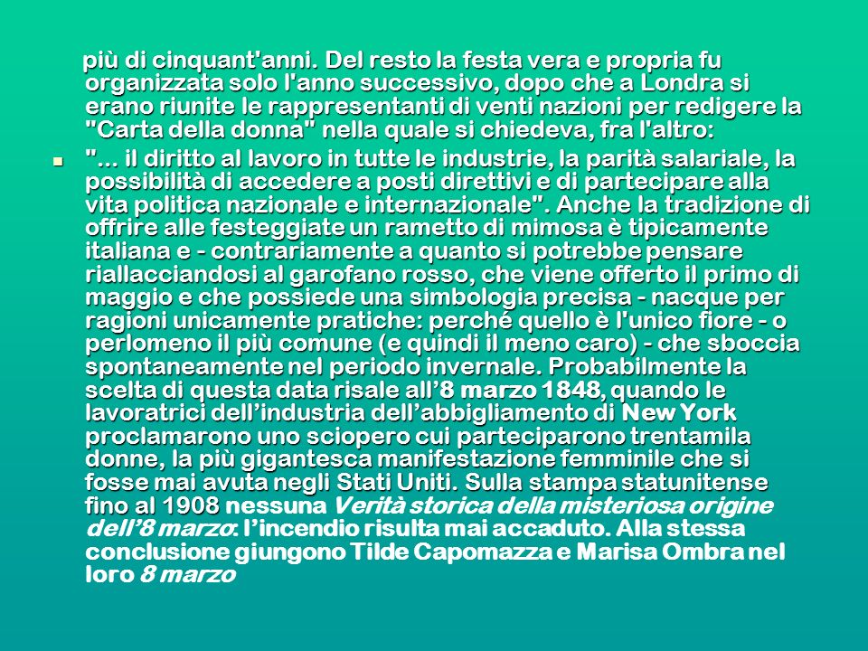 2 Giugno 1946: la prima volta al voto Il 2 giugno 1946, per la prima volta nella storia dItalia, dodici milioni di donne votano nel nostro paese.