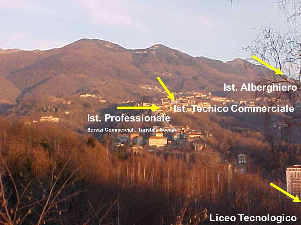 Ist. Professionale Servizi Commerciali, Turistici, Sociali Ist.