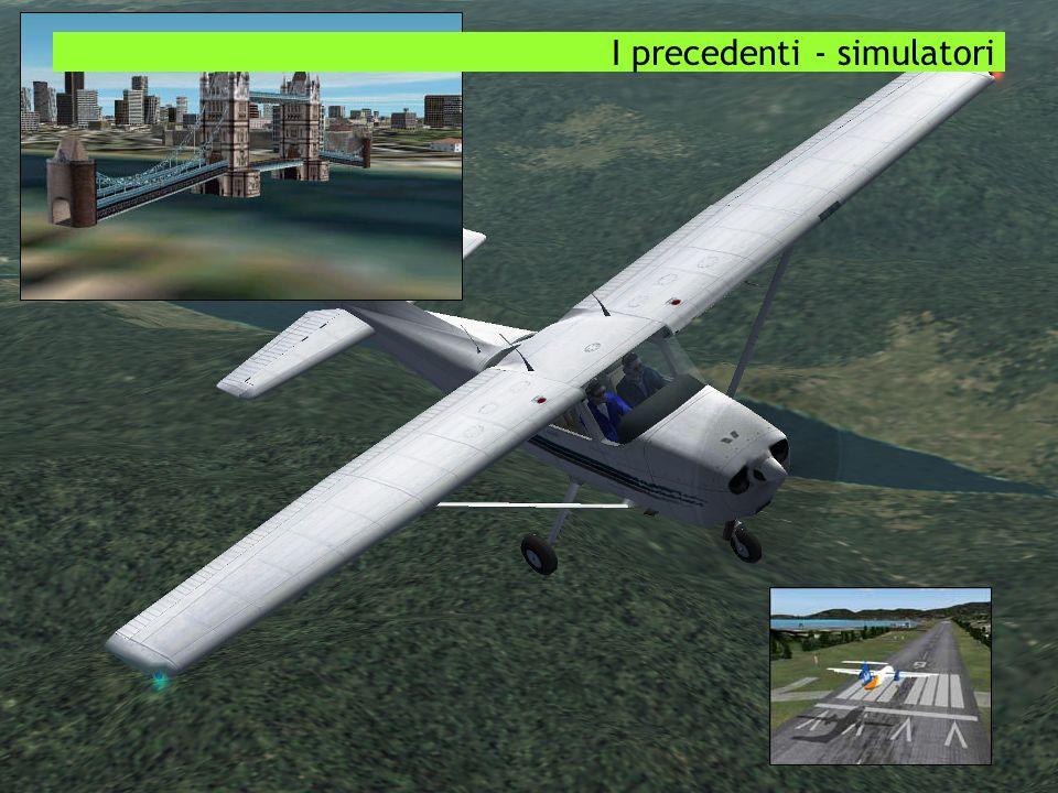 I precedenti - simulatori