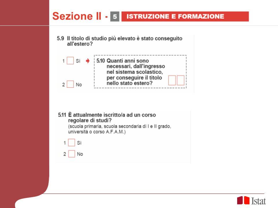 Sezione II -