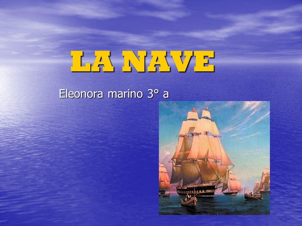 LA NAVE Eleonora marino 3° a