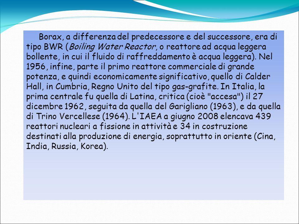 Storia reattori nucleari Il primo reattore nucleare di costruzione umana è quello realizzato dall'équipe di Enrico Fermi a Chicago, nel reattore CP-1,