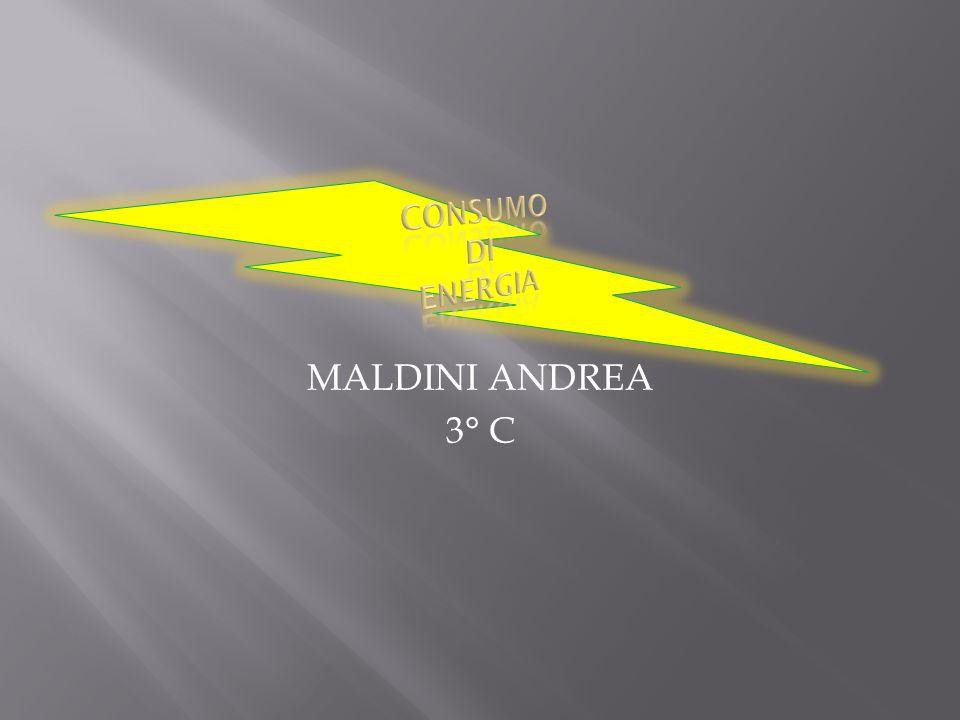MALDINI ANDREA 3° C