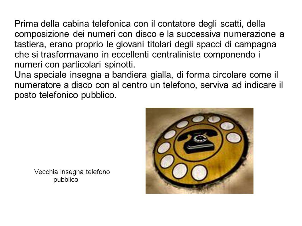 La rete pubblica viene privatizzata nel 1923 dal primo Governo Mussolini, suddividendo l Italia in cinque aree di gestione affidate a società private e riservando allo Stato tramite la ASST (Azienda di Stato per i Servizi Telefonici) le telefonate interurbane e internaziona- li.