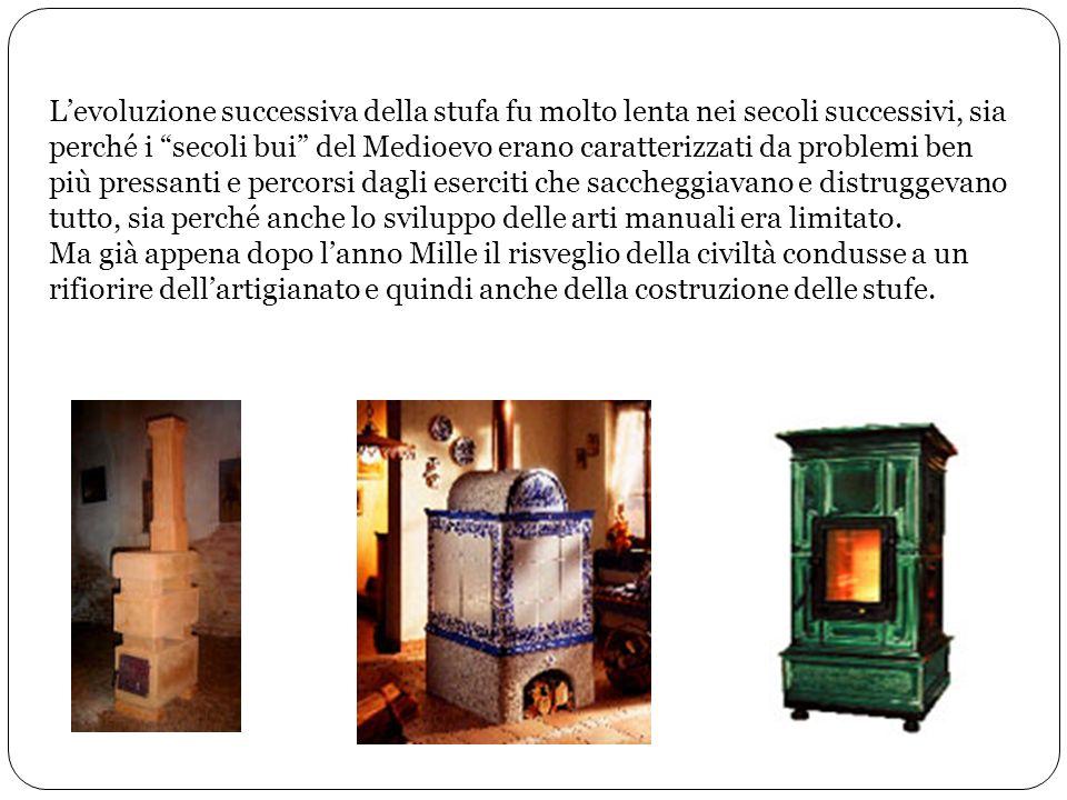 In epoca romana si usavano due sistemi per riscaldare le case: il primo consisteva in fornelli sotterranei costruiti in muratura che collegati a condo