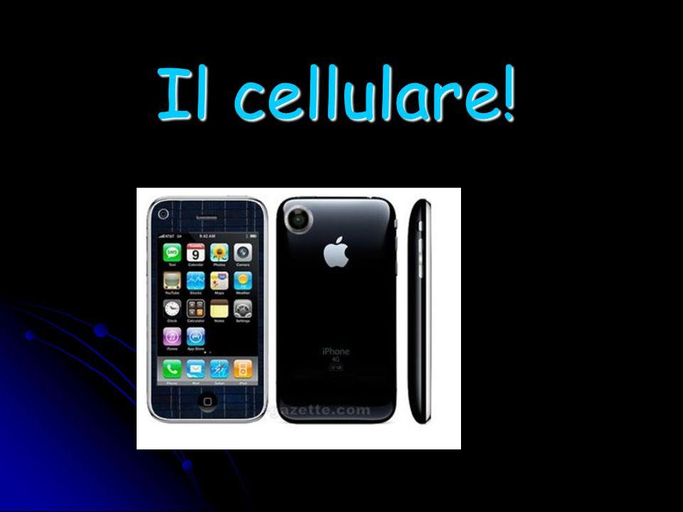 Il cellulare!