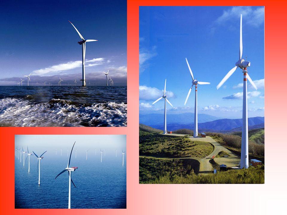 I generatori e le pompe eoliche sono dispositivi elettromeccanici in grado di produrre energia elettrica oppure muovere organi meccanici sfruttando il