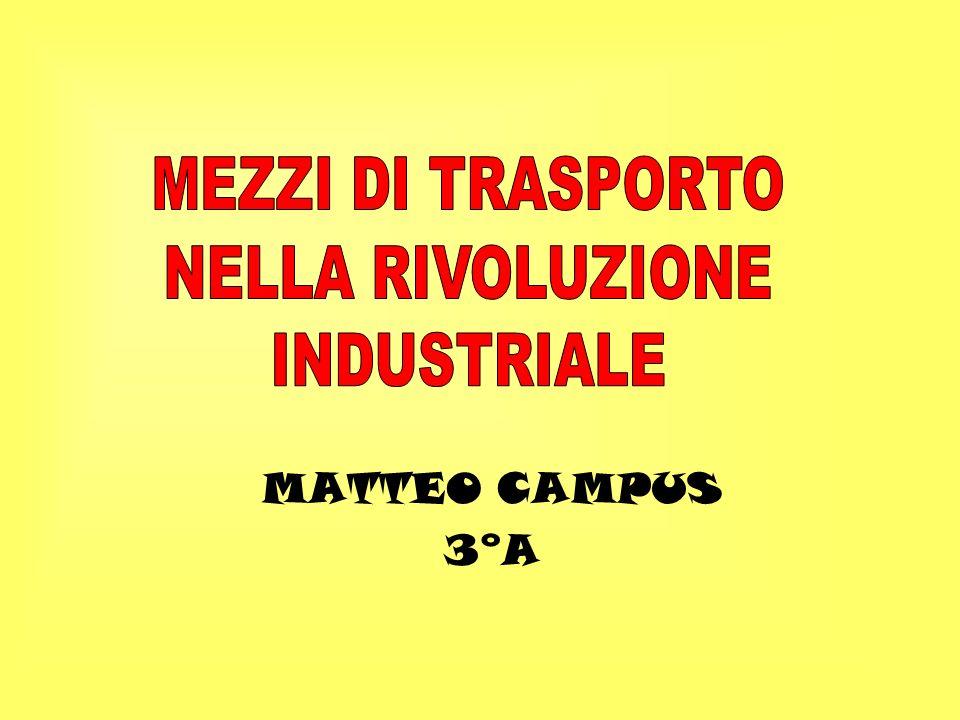 MATTEO CAMPUS 3°A