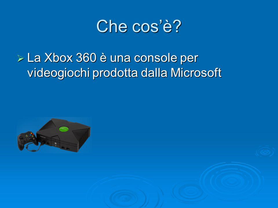 Tipi di Xbox Esistono 4 tipi di xbox: l aracade, l elite easter bundle, slim 250gb, slim 4gb Esistono 4 tipi di xbox: l aracade, l elite easter bundle, slim 250gb, slim 4gb