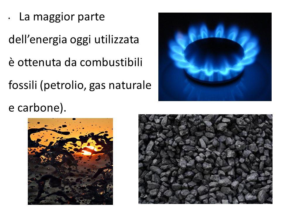Ai nostri giorni il petrolio è la fonte energetica più importante e per alcune applicazioni è insostituibile.