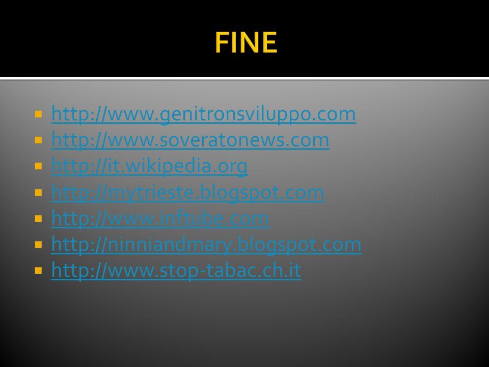 http://www.genitronsviluppo.com http://www.soveratonews.com http://it.wikipedia.org http://mytrieste.blogspot.com http://www.inftube.com http://ninnia