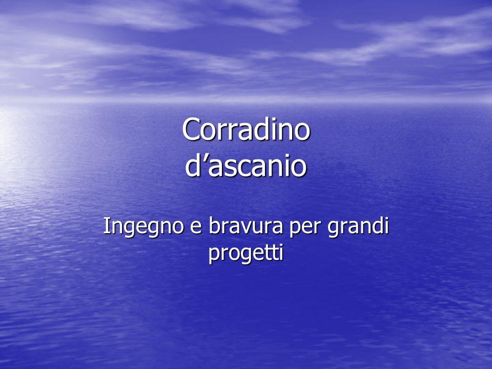 Chi era questo Corradino dAscanio.