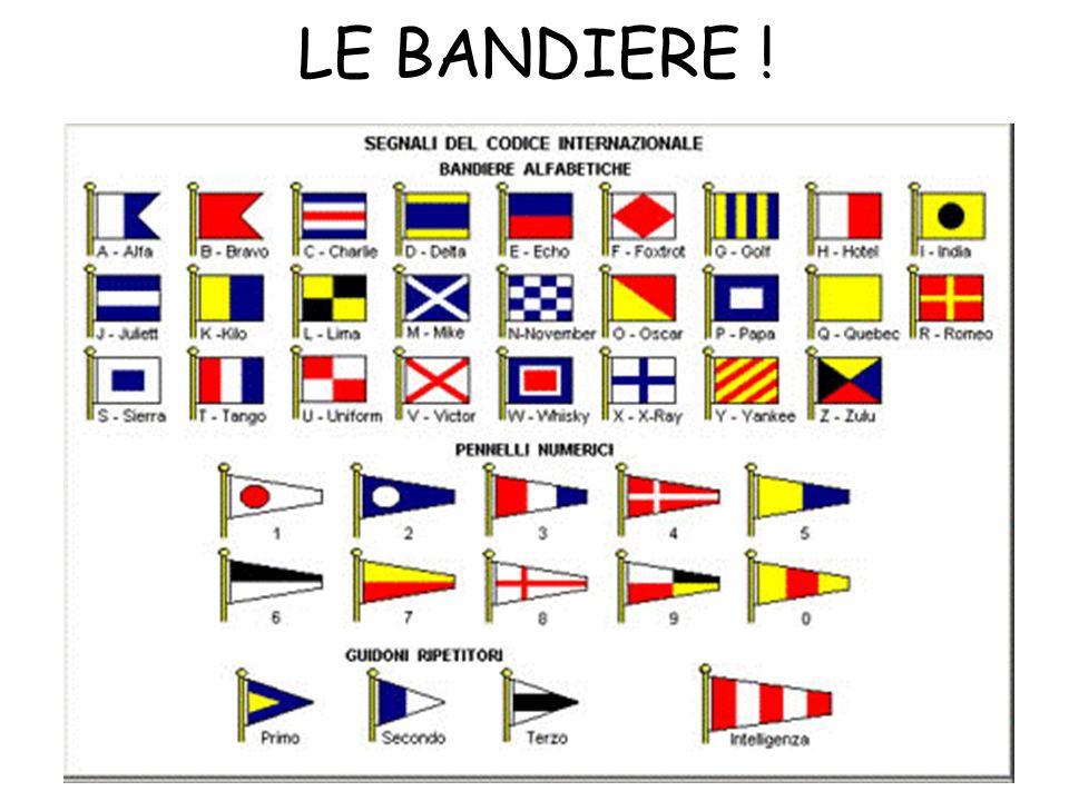 LE BANDIERE !