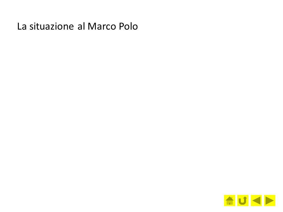 La situazione al Marco Polo