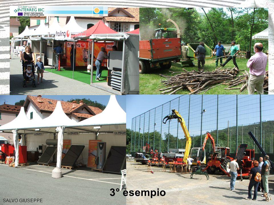 3° esempio SALVO GIUSEPPE