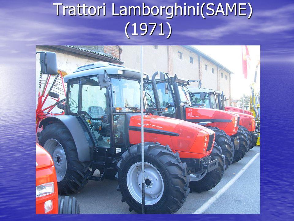 Trattori Lamborghini(SAME) (1971)
