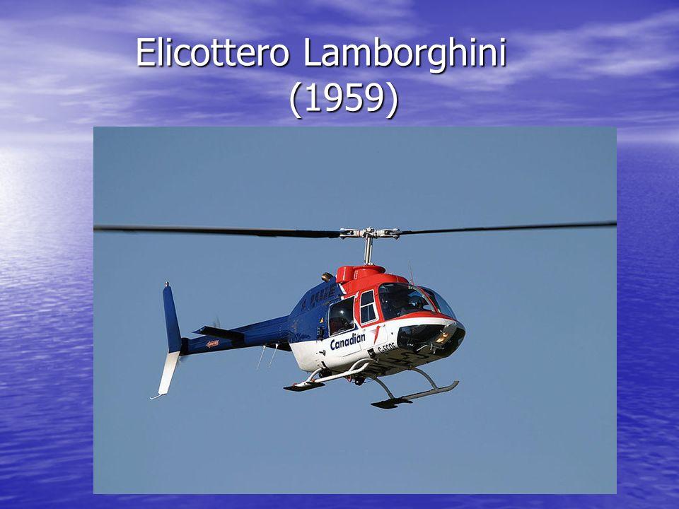 Elicottero Lamborghini (1959) Elicottero Lamborghini (1959)
