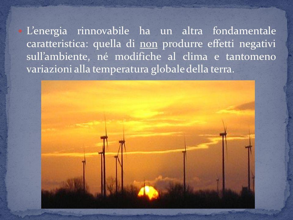 Produzione italiana di energia elettrica da fonti rinnovabili Produzione di energia elettrica da fonti rinnovabili in Italia. Elaborazione da dati pub