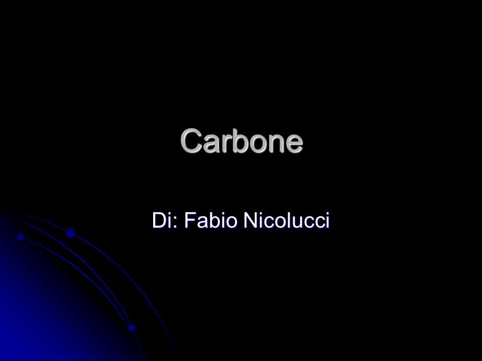 Carbone Di: Fabio Nicolucci
