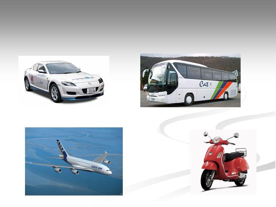 Mezzi più comuni di trasporto Autovettura: è un autoveicolo progettato e costruito per il trasporto di persone. Autovettura: è un autoveicolo progetta